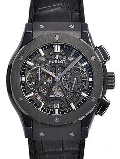 ウブロ クラシックフュージョン ブラックマジック 525.CM.0170.LR Hublot Classic Fusion, Hublot Watches, Watch Companies, Casio Watch, Michael Kors Watch, Chronograph