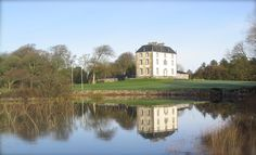 Ross Castle Galway offers luxurious, all inclusive accommodations and elegant self catering cottages nestled in a setting of mountains, lake and parkland. Alternative Wedding Venue, Self Catering Cottages, Big Houses, Manor Houses, British Isles, Ideal Home, Country Roads, Tours, Vacation