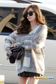 OMONA THEY DIDN'T! Endless charms, endless possibilities ♥ - SNSD Airport/Candids Post ~