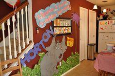 Horton Hears a Who - Bulletin Board idea