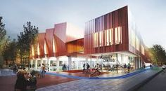 Image result for shopping mall design competition
