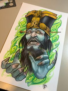 A collection of art and merchandise from the creative mind of David Tevenal. Foo Dog Tattoo, Lion Head Tattoos, Dog Tattoos, Marvel Drawings, Cartoon Drawings, Cartoon Art, Skull Tattoo Flowers, Pen Illustration, Horror Movies