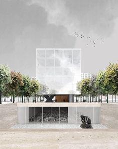 Архитектруная подача <br><br>#architecture_lwd #presentation_lwd #archviz_lwd
