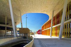 Pabellones Internacionales Expo Zaragoza 2008 España