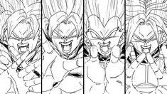 SSaiyanjin Dragon Ball Z, Db Z, Anime Characters, Nerd, Character Design, Geek Stuff, Sketches, Saga, Balls