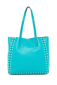 Beacon Leather Tote by MILLY on @nordstrom_rack
