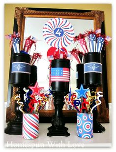 99 cent store 4th of july decorations