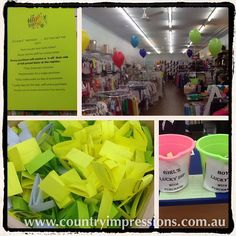 HAPPY BIRTHDAY TO  US... It's our 6th birthday.  Celebrations are until Saturday ... #countryimpressions #babyimpressions #shop3280 #liebigstreet #greatoceanroad #warrnambool by countryimpressions