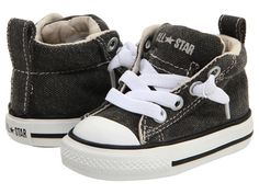 Converse Kids Chuck Taylor. There is nothing I love more than a baby in Chucks.  :D