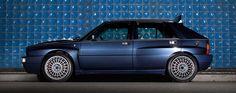 1994 Lancia Delta Integrale Evo 2 Blue Lagos