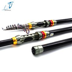 New 99% Carbon 1.8M 2.1M 2.4M 2.7M 3.0M 3.6M Portable Telescopic Fishing Rod Spinning Fish Hand Fishing Tackle Sea Rod pesca