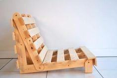Starta futon frame -
