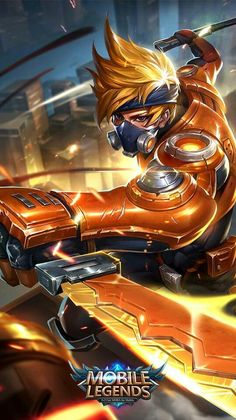 Hayabusa Model Renovation - Shadow of Iga - News - Mobile Legends: Bang Bang - Powered by Discuz! Hp Mobile, Best Mobile, Iphone Mobile, Wallpaper Hd Mobile, Wallpaper Keren, Wallpaper Wallpapers, Mobiles, Alucard Mobile Legends, Moba Legends