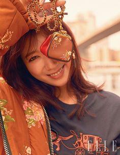 Park Shin Hye elle