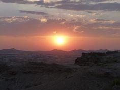 Sunset Point.