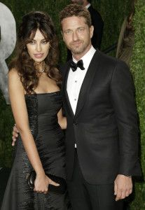 Gerard Butler and his Romanian model girlfriend Madalina Ghenea, who were in a relationship for almost a year, have now separated.