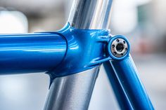 Immaculate paint by Todd Eroh and photos by Keith Trotta Bike Craft, Bike Details, Vintage Cycles, Garage Makeover, Mountain Bicycle, Bicycle Components, Bike Parts, Bicycle Design, Bike Life