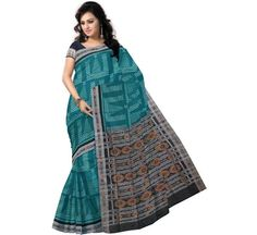 Alpana Design Handloom cotton sarees