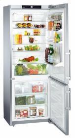Shop Liebherr Refrigerators in Boston | Bottom Mount CS1660