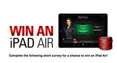 Win a beautiful new Apple iPad Air,click on image and fallow steps :D