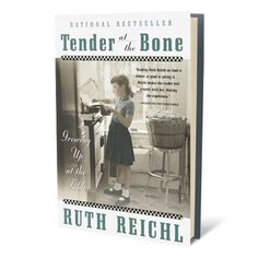 """At this point, you could very well consider Ruth Reichl's <a href=""""https://twitter.com/ruthreichl"""">poetic Twitter feed</a> its own kind of amazing food memoir. But of her printed works, her 1998 memoir, <i>Tender at the Bone</i> (published when she was still the critic at the New York <i>Times</i>) is most deserving of a spot here. As with the best food memoirs, it's the joy of discovery — of new foods, new people, new ways of living — that makes <i>Tender</i> so compelling."""
