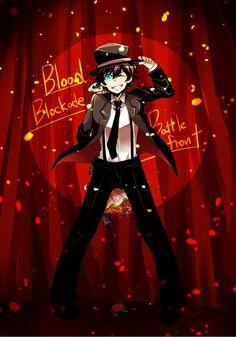 Kekkai Sensen   Blood Blockade Battlefront   Leonardo Watch   Anime   Fanart   SailorMeowMeow