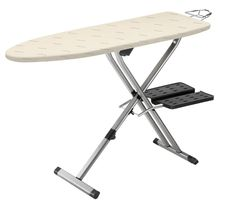 Amazon.com - Rowenta IB9100U1 Pro Compact Professional Folding Ironing Board with Hanger Racks, 54-Inch by 18-Inch, Beige -