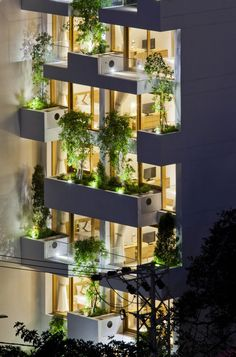 Hotel Golden Holiday in Nha Trang / Trinhvieta-Architects
