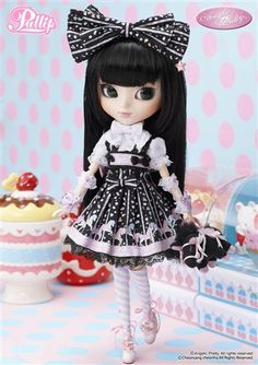 Cinema Collection: ☆ ◆ [RCP1209mara] [Rakuten] Shop Clothing Sets of [Angelic Pretty /] Angelic Pretty ☆ Pullip Pullip Outfit Series