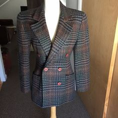 Vintage Christian Dior This beautiful coat is an amazing vintage Cristian Dior coat Dior Jackets & Coats Blazers
