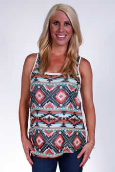 Love this tribal print Thunder Heart Tank from Heritwine Maternity. Summer Maternity Fashion, Spring Maternity, Maternity Boutique, Friend Outfits, Maternity Nursing, Tribal Prints, Swimsuits, Swimwear, Thunder
