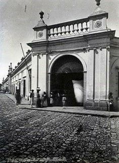 Mercado Central Guatemala City, Louvre, Architecture, Pretty Face, Bella, Building, Travel, Image, Wooden Ceilings
