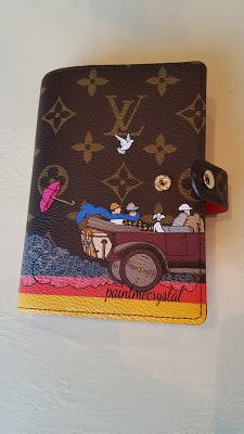 Beauty, Fashion, and Lifestyle: NEW Louis Vuitton Monogram PM Agenda Planner Revie. Lv Handbags, Louis Vuitton Handbags, Louis Vuitton Monogram, Designer Handbags, Louis Vuitton Passport Cover, Agenda Planner, Girly Things, Purses, Lifestyle