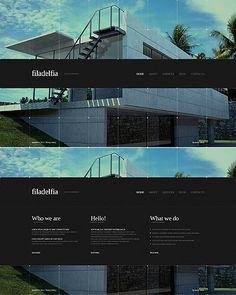 Template 44062 - Filadelfia Architecture Website Template
