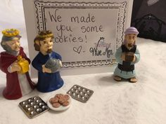 Such kind Wise Men! Join in on the ADVENTures! www.travelingwisemen.com