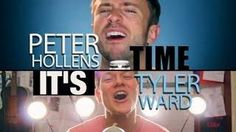 It's Time #Song A Capella #Cover By Peter Hollens & Tyler Ward - #awesome