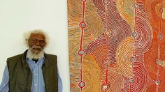This newspaper article is about two aboriginal men from different generations keeping alive their aboriginal culture through painting canvases of tradition creation time story of the caterpillars. It also goes on to talk about factors that shape culture over time.