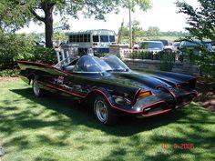 My second favorite Batmobile