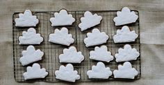 Funny food - Cookie Clouds