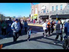 Grey Ghost 5k Anoka, MN Halloween Parade 2011