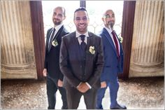 The groom and his best men. || Daniele Padovan Wedding Photography