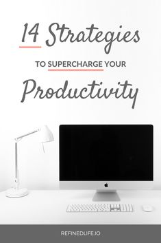 The only 14 Productivity Strategies You'll Ever Need! Training Courses, Productivity, Mindset, I Am Awesome, Management, Tips, Crafts, Crafting, Diy Crafts