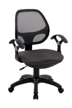 Techni Mobili Charles Mesh Task Chair, As Shown Mesh Office Chair, Home Office Chairs, College Must Haves, Oriented Strand Board, How To Clean Metal, Cleaning Wood, Apartment Furniture, Seat Cushions, Bookshelves