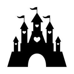 vinilo-infantil-castillo-princesa.jpg (600×600)