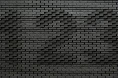 Zwarts en Jansma - Parametric Design for Brick Surfaces , superidee om huisnr in gevel te verwerken