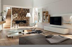 Moderne Wohnzimmer Einrichtung Originelle Designs