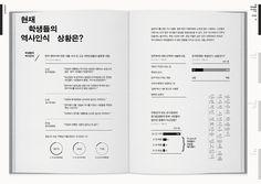 스포트라이트 02 - 브랜딩/편집 Editorial Design Layouts, Brochure Layout, Brochure Design, Report Layout, Print Design, Web Design, Annual Report Design, Catalog Design, Book Design Layout