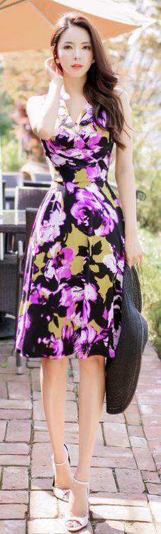 Korean Fashion Online Store 韓流 Trends Luxe Asian Women 韓国 Style Shop korean clothing Rosemary Dress