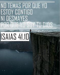 Cuánto fortalece saber que existe un Dios tan grande, y que Él se interesa por nosotros (1 Pedro 5:7) Esto nos ayudará a no estar demasiado preocupados por los temores, dudas e inseguridad del mundo de hoy día. Nos protegerá de preocupaciones mentales o emocionales, y nos dará un sentido de seguridad y confianza. Así no reaccionamos con violencia y odio, sino que trataremos a todos con amor divino.—Salmos 23:1-6; 55:22; Isaías 41:10.