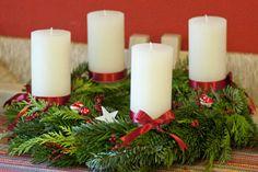 Adventskranz, Weihnachten, Advent, christmas, Advent wreath